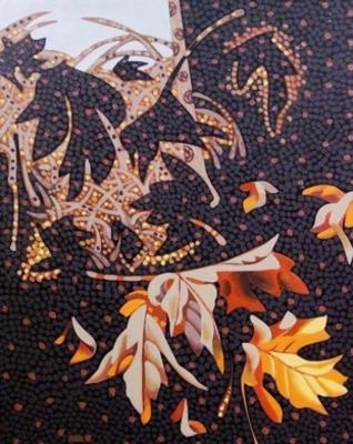 Winter Leaves, Dark Energy