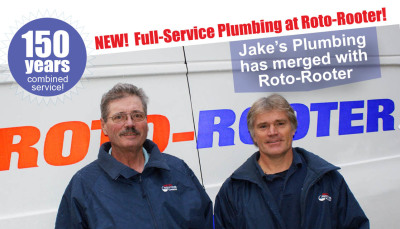 New!  Full-Service Plumbing