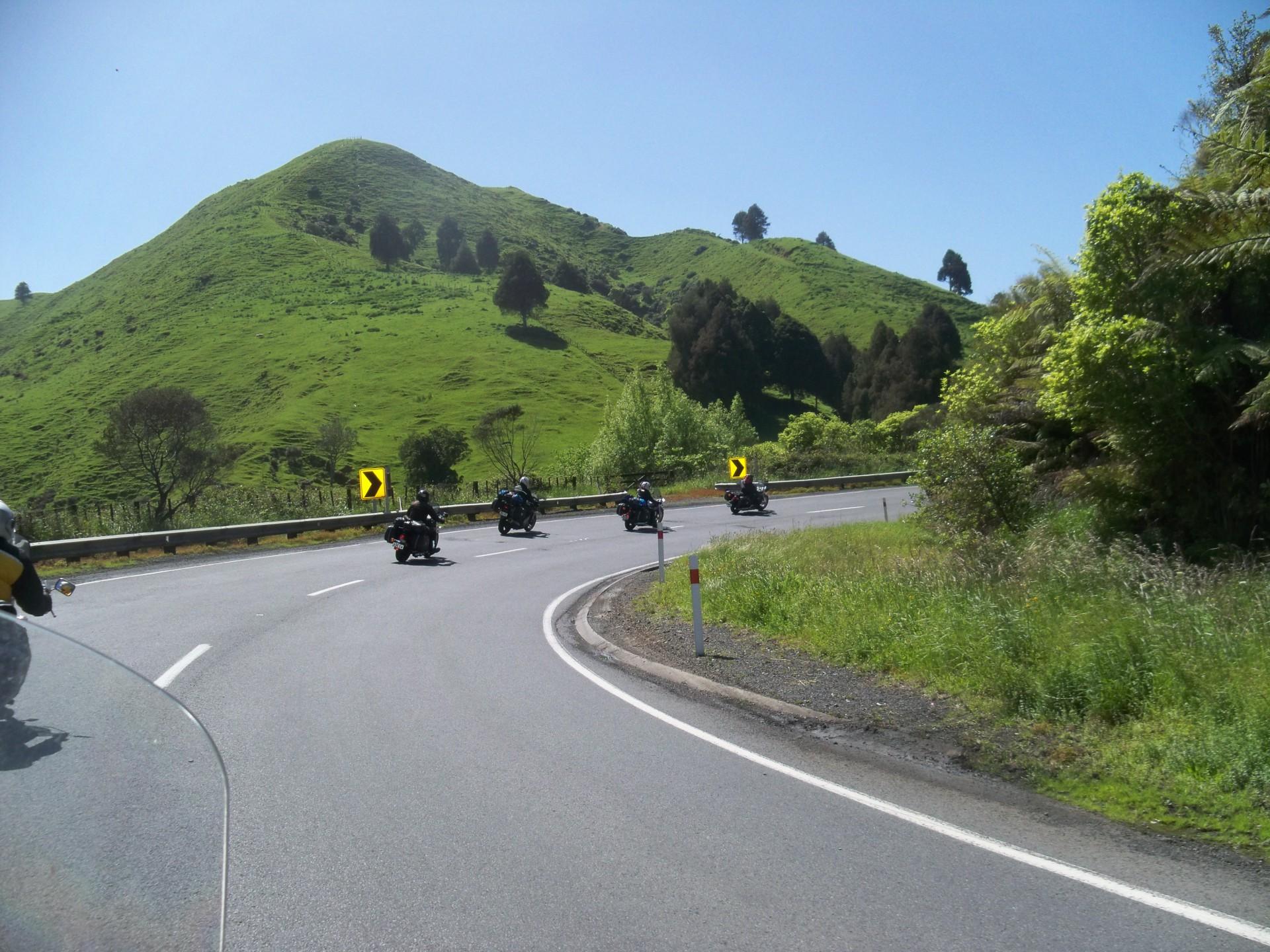 East Coast - New Zealand