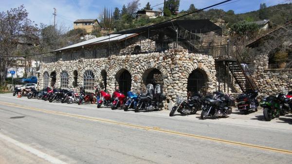 Rock Cafe - California