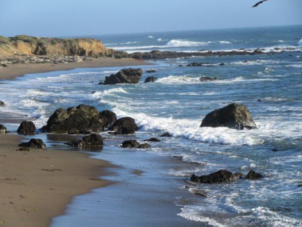 Rugged California Coast