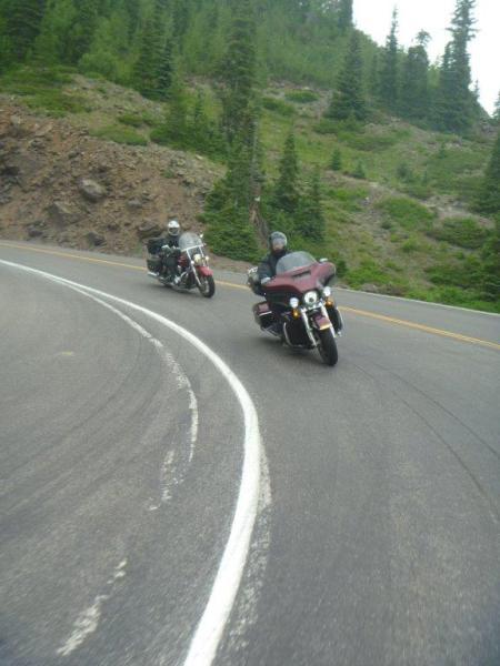 Enjoying the Ride! - Colorado
