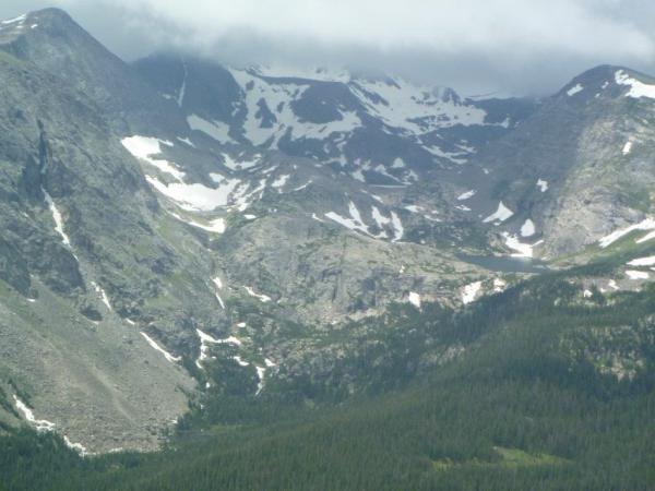 Majestic mountian views in Colorado