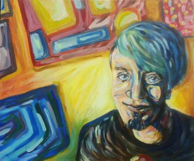 Zack Portrait 2