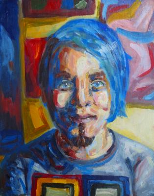 Zack Portrait