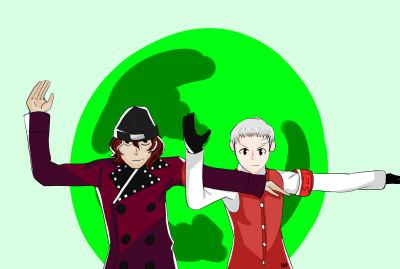 Aki and Gaki