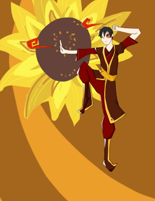 Sunflower Zuko