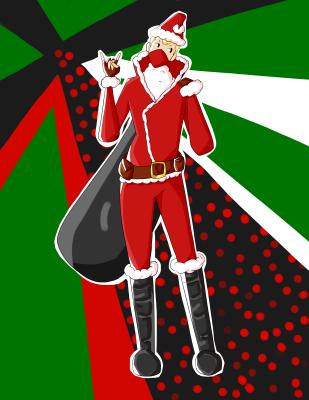 Christmas Ryuji