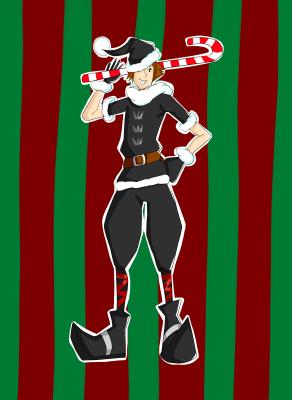 Christmas town sora