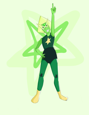 HER GEM IS THE GEM THAT WILL PIERCE THE HEAVENS