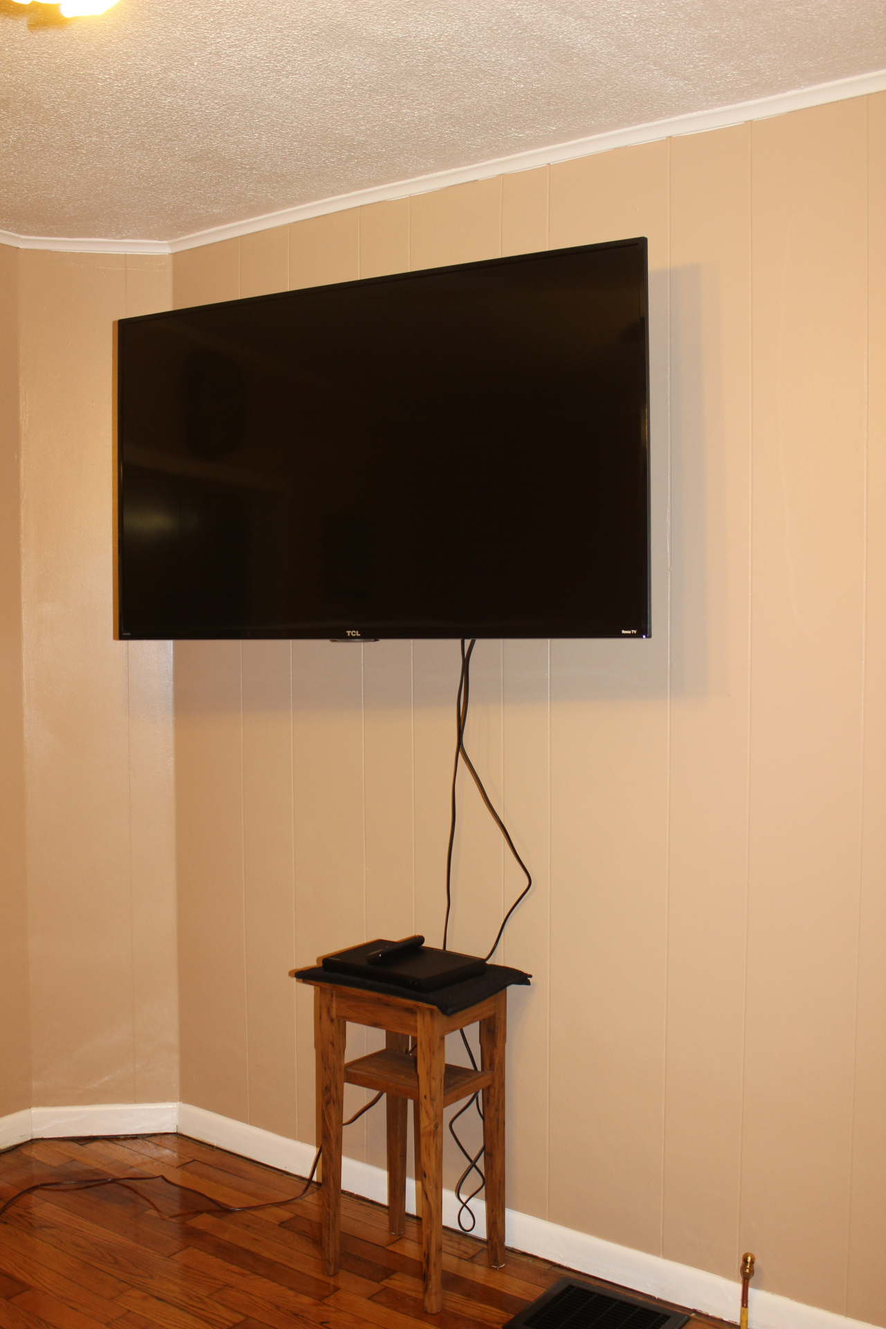 Large screen TV