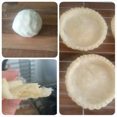 shortcrust pastry gluten-free dairy-free restart coaching