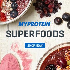 MyProtein superfoods restart coaching