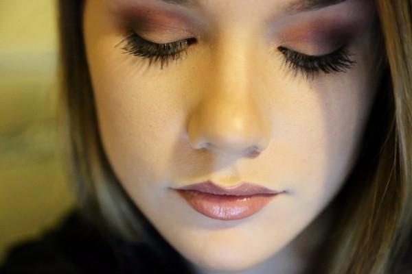 Makeup looks of the week