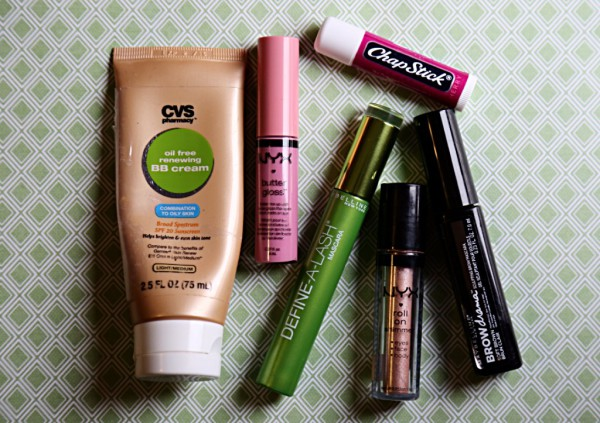 Everyday Beauty Routine and Products