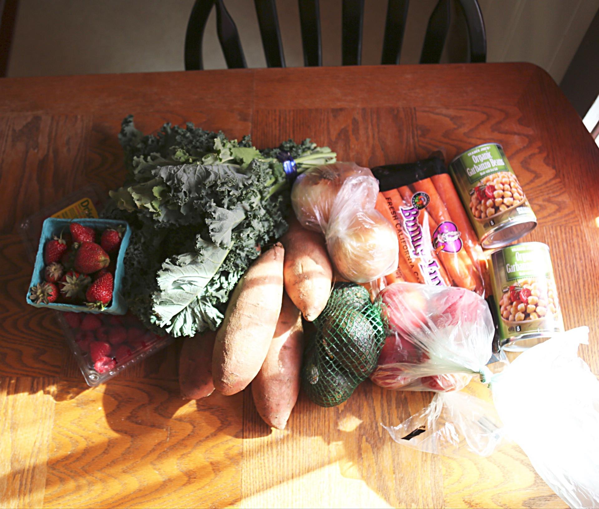 30 Day Vegan Challenge!