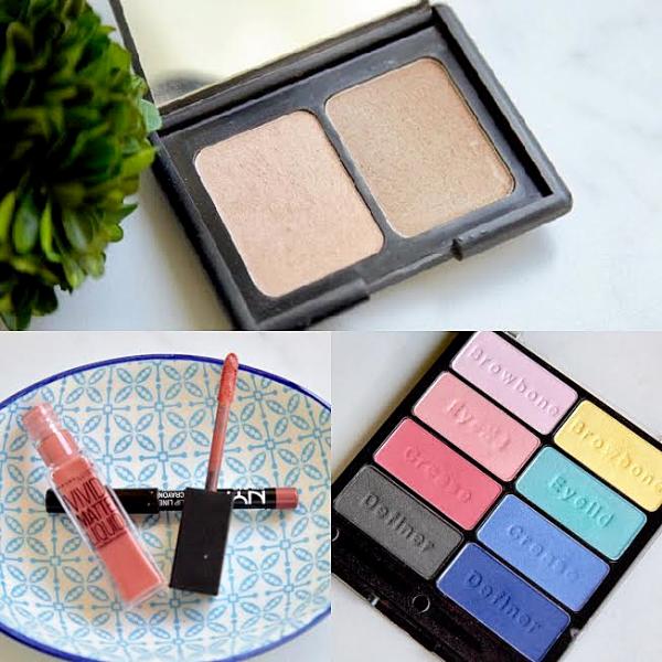 Recent Skin Care, and Makeup Favorites
