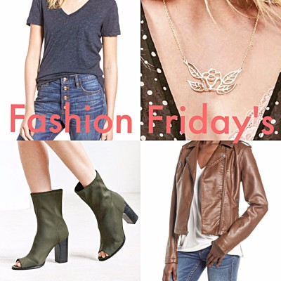 Fashion Friday, August 25th 2017