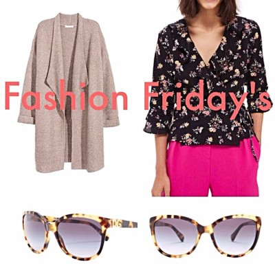 Fashion Friday, September 1st 2017