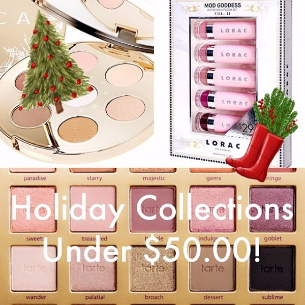 Holiday Beauty Collections Under $50.00!