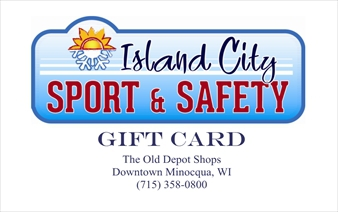 Island City Sport & Safety Gift Card