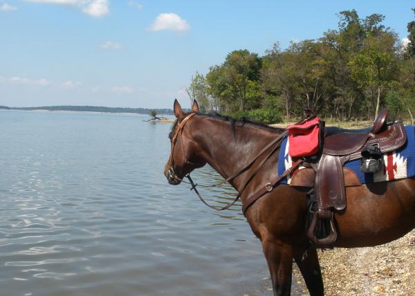 horse oologah lake trail rides