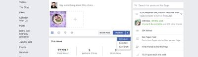 An easy way to streamline your Facebook posts