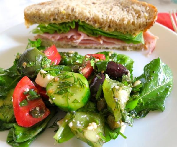 Fresh Sandwiches and Salads