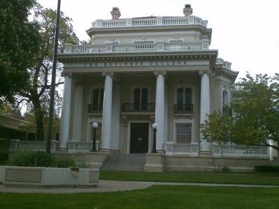 Enos Wall Mansion