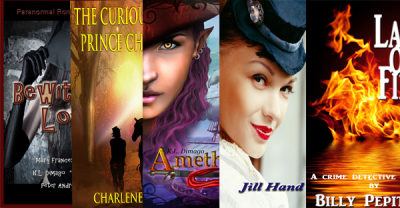 Get our newest books