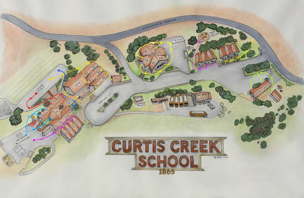 Curtis Creek Elementary School