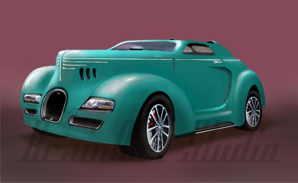 Willys Veyron