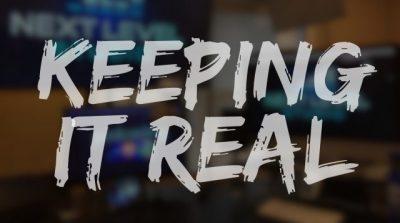 SEPTEMBER - Keeping it real