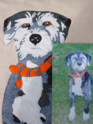 dog portrait, dog lovers, portrait