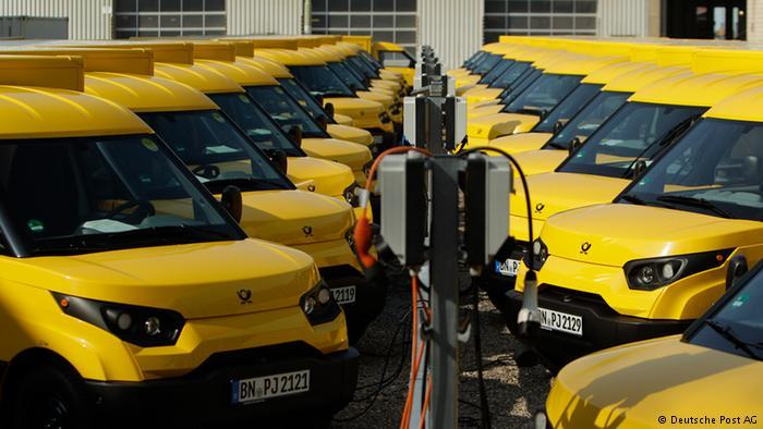 Deutsche Post DHL Like Tesla is Taking On The Automotive OEM Establishment