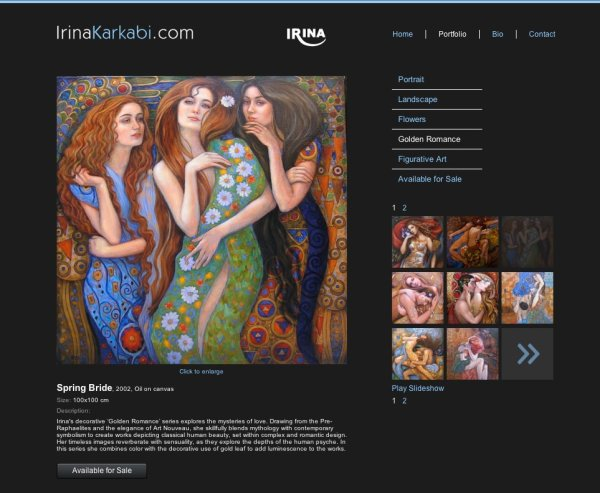 irinakarkabi.com