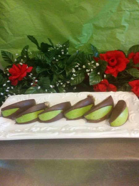 Chocolate Covered Apples-starting @ $18.99