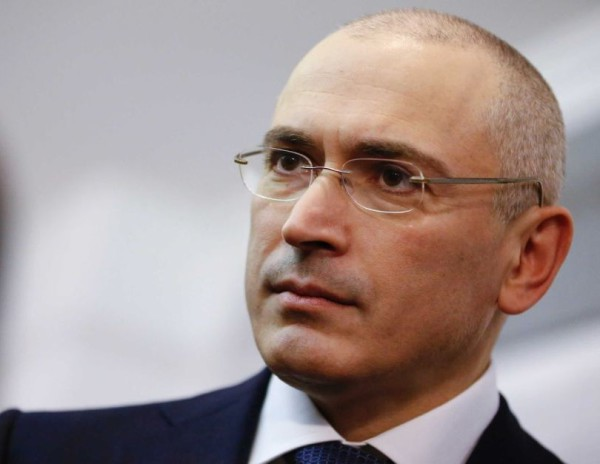 Mikhail Khodorkovsky - interviu pentru Euronews