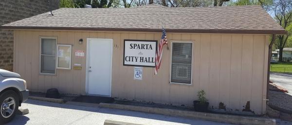Sparta City Hall
