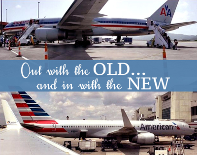 American Airlines Upgrade