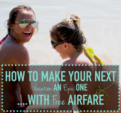 How to Score Free Airfare