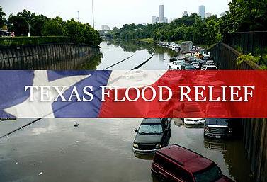 Flooding hits home
