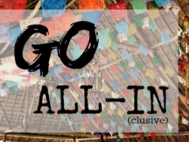 GO ALL-IN(clusive)