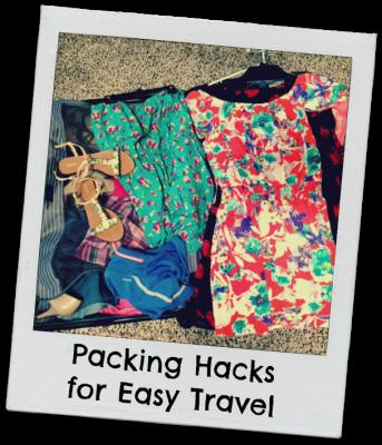 Packing Hacks for Easy Travel