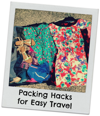 Packing Hacks for Easy Travel