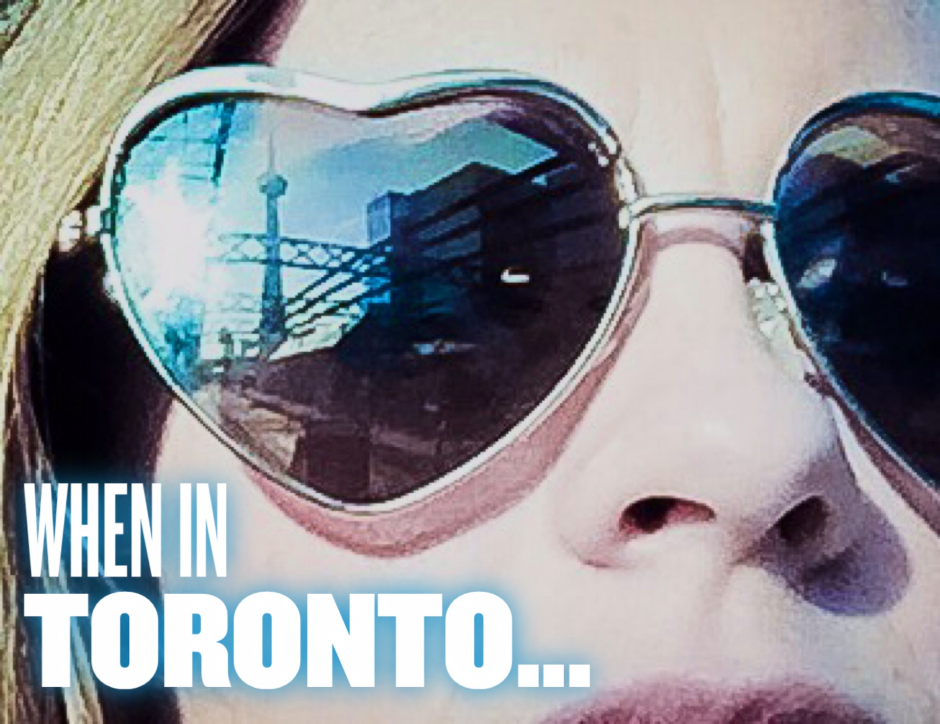 Toronto, eh?