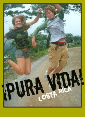 Pura Vida! Costa Rica