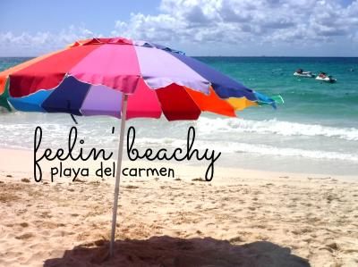 Mexico : Playa del Carmen