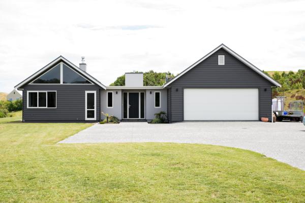 Esk Hills Residence, Napier
