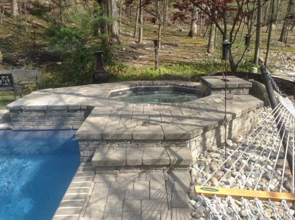 Pool Decks & Spas